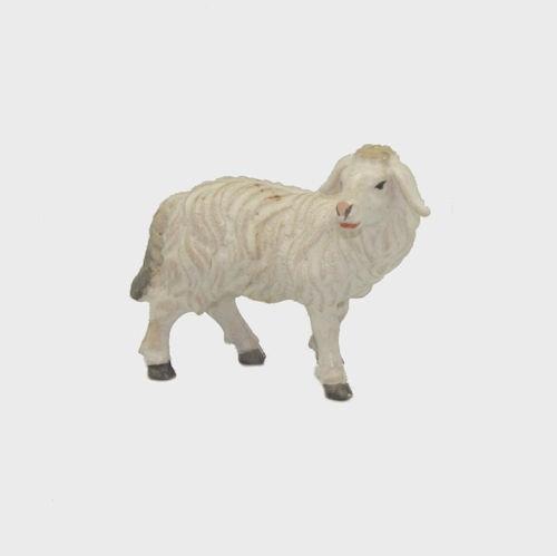 Zirbel 262 Krippenfigur Schaf stehend rechtsschauend