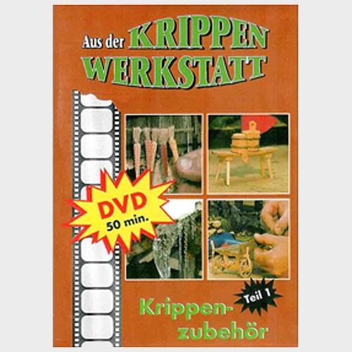 DVD Krippenzubehör Teil 1 von Peter Schrettl