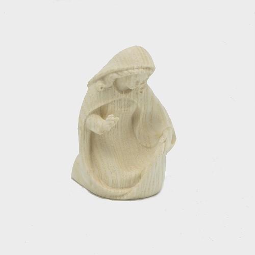 PEMA 002 natur Krippenfigur Heilige Maria