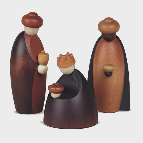 Köhler 130 Krippenfiguren Drei Könige
