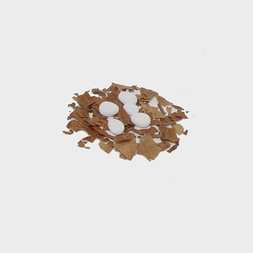 Krippendekoration 5 Eier