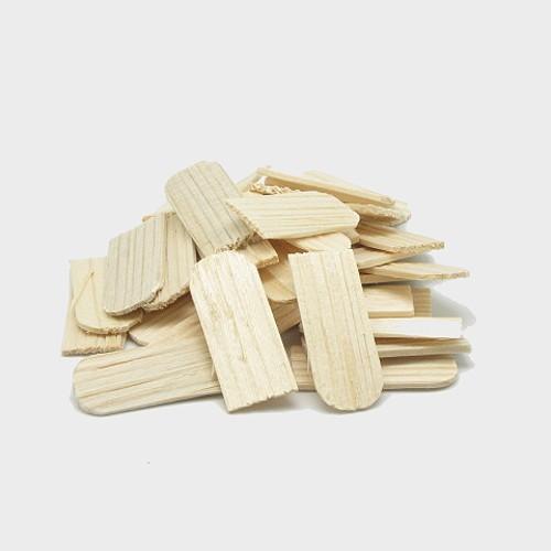 Krippenzubehör Holzschindeln Biberschwanz 100 Stück