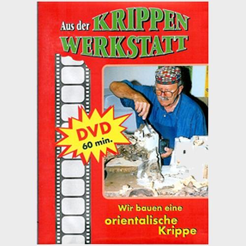 DVD Wir bauen eine orientalische Krippe von Peter Schrettl