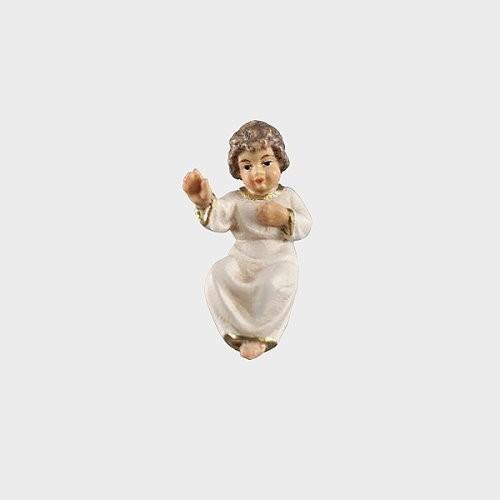 Handbemalte Kostner 0631 Krippenfigur Kind für Flucht nach Ägypten