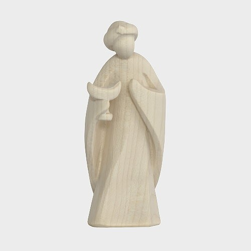 Aram 2202 Natur Krippenfigur Heiliger König Mohr