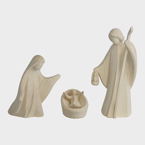Aram 21502 Natur Krippenfiguren Heilige Familie
