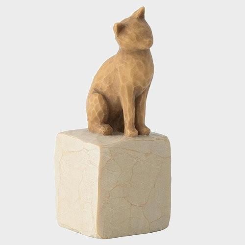 Willow Tree 27789 love my cat / liebe meine Katze, 7,5cm hoch