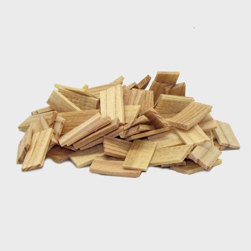Krippenzubehör Holzschindeln 100 Stück