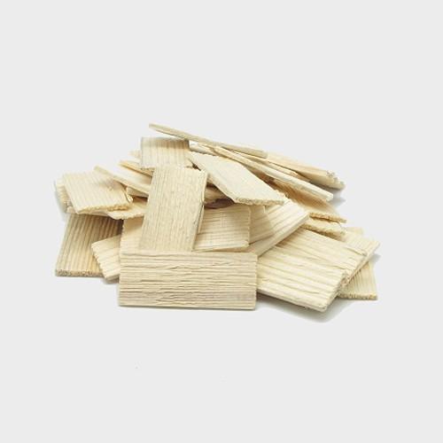 Krippenzubehör Holzschindeln 100 Stück 5cm