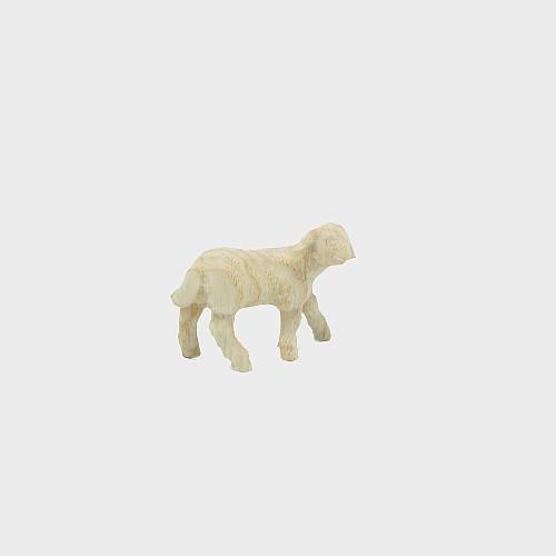 PEMA 288 natur Krippenfigur Lamm stehend rechtsschauend