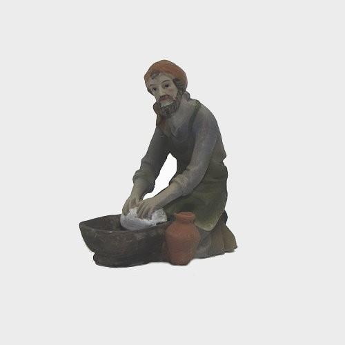 Krippenfigur Töpfer