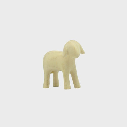 Fides 4655 Natur Krippenfigur Schaf gehend