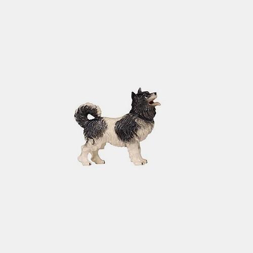 Rainell 156 Krippenfigur Hund Spitz