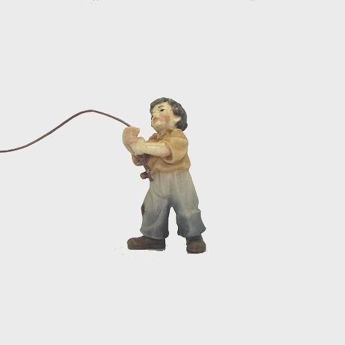 Nazareth Krippenfigur Kind am Brunnen