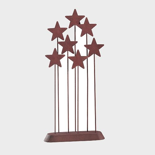 Willow Tree 26007 Metal Star Backdrop / Metallstern