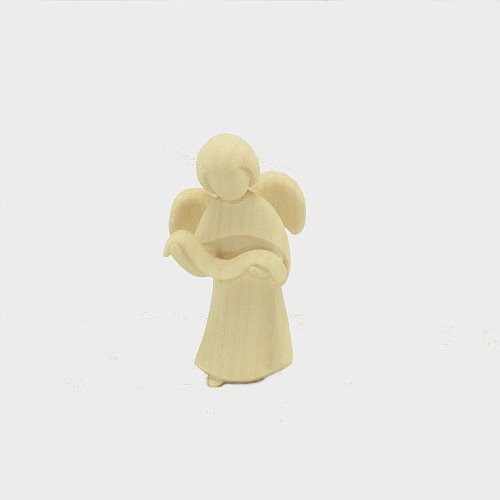 Leonardo 910007 Natur Krippenfigur Gloriaengel