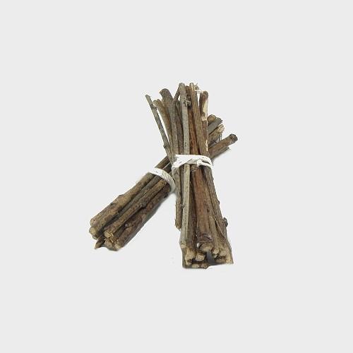 Krippendekoration Reisigbündel zwei Stück 5cm lang