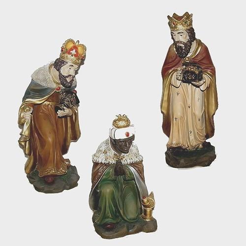 Krippenfiguren Hl. drei Könige 60cm