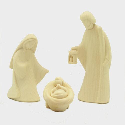 Leonardo 910502 Natur Krippenfiguren Hl. Familie