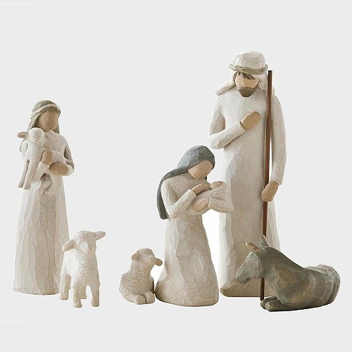 Willow Tree 26005 Nativity / Geburt Christi