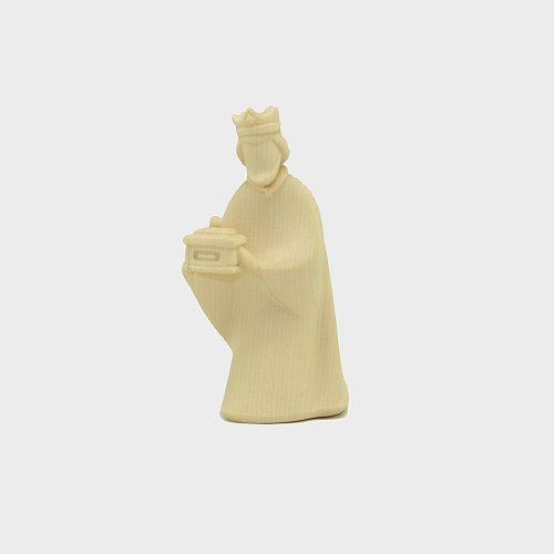 Leonardo 910011 Natur Krippenfigur König kniend