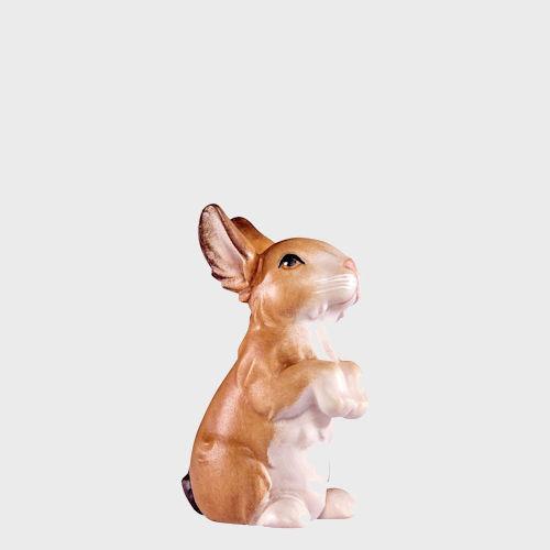Artis 4588B Krippenfigur Hase stehend braun