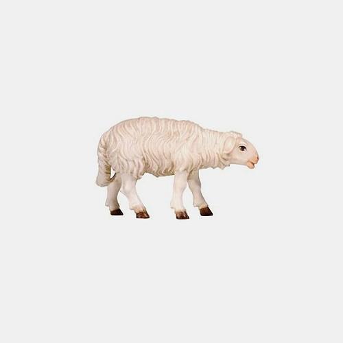 Mahlknecht 260 Krippenfigur Schaf stehend vorwärtsschauend