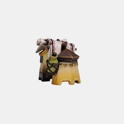 Mahlknecht 182 Krippenfigur Gepäck für Elefant