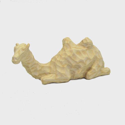Anna 8135 Krippenfigur Kamel natur