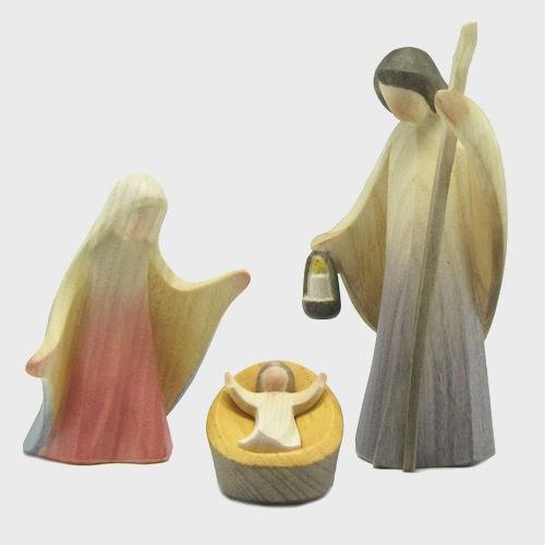Aram 21502 Krippenfiguren Heilige Familie