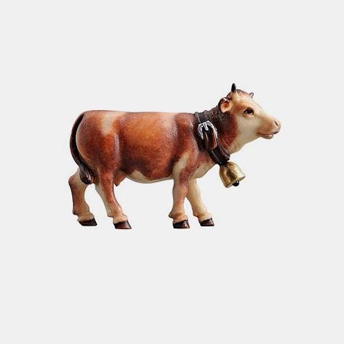 Rainell 042 Krippenfigur Kuh vorwärtsschauend