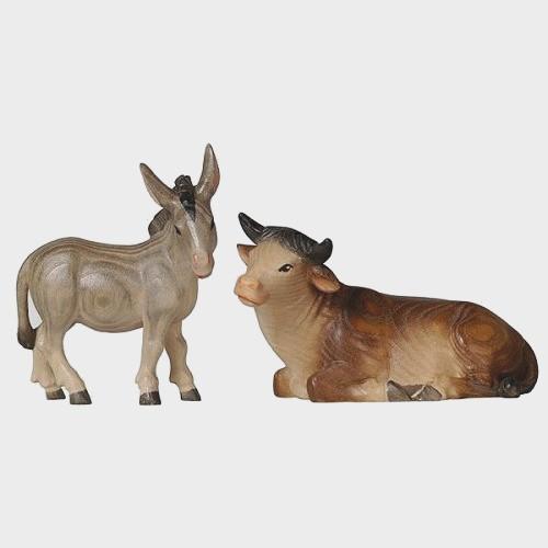PEMA 512 Krippenfiguren Ochs und Esel