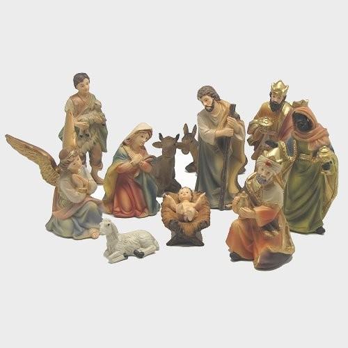 Krippenfiguren Markuskrippe