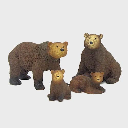Krippenfigur Bär
