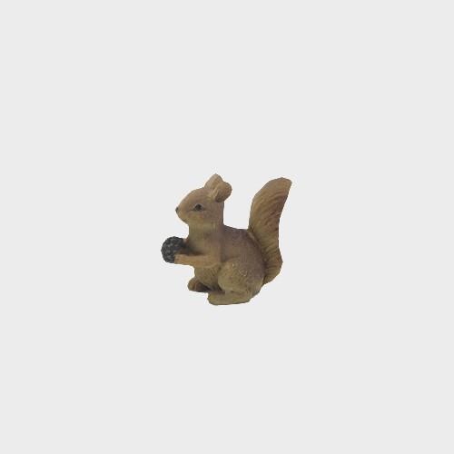 Krippenfigur Eichhörnchen