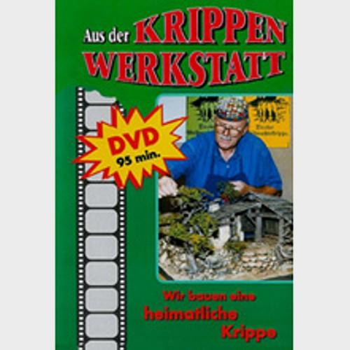 DVD Wir bauen eine heimatliche Krippe von Peter Schrettl