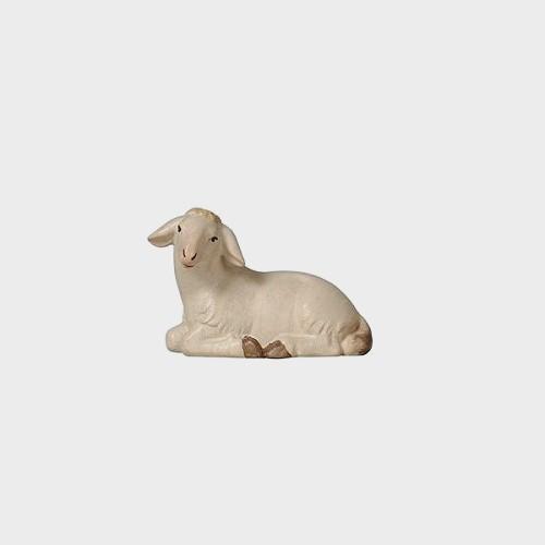 PEMA 252 Krippenfigur Schaf liegend linksschauend