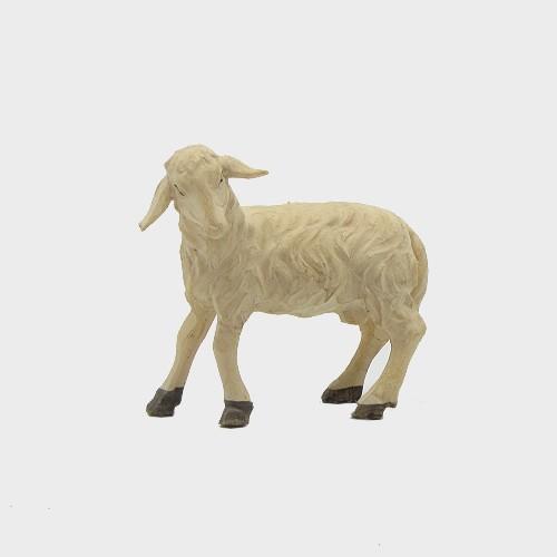Krippenfigur Schaf linksschauend