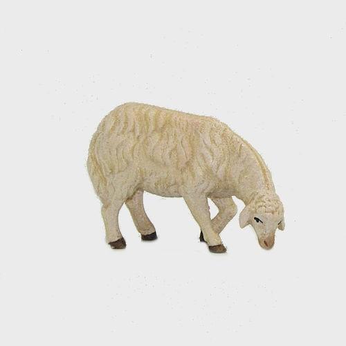 Nazareth Krippenfigur Schaf äsend rechtsschauend