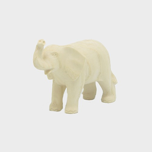 PEMA 183 natur Krippenfigur Elefantenbaby