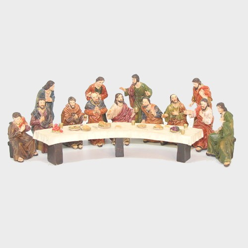 Passionsfiguren letzte Abendmahl 9cm