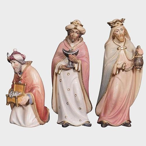 Advent 511 Krippenfiguren aus Eschenholz Heilige 3 Könige