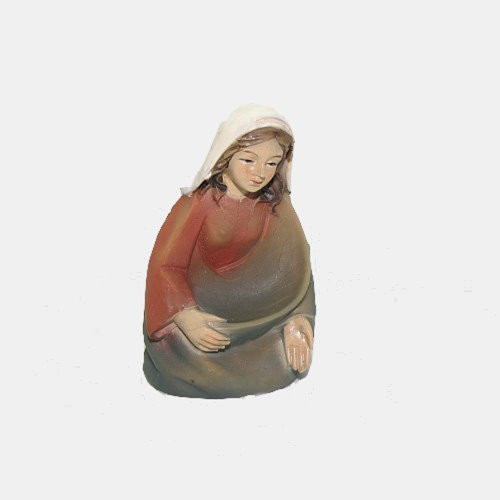 Krippenfiguren Maria
