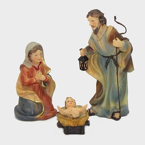 Krippenfiguren Johanneskrippe