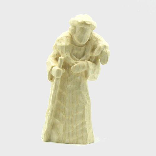 Anna 8121 Krippenfigur Hirte mit Lamm