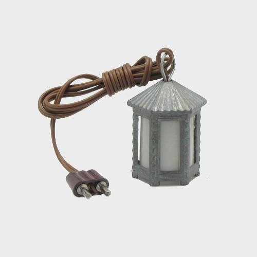 Krippenbeleuchtung Laterne aus Metall