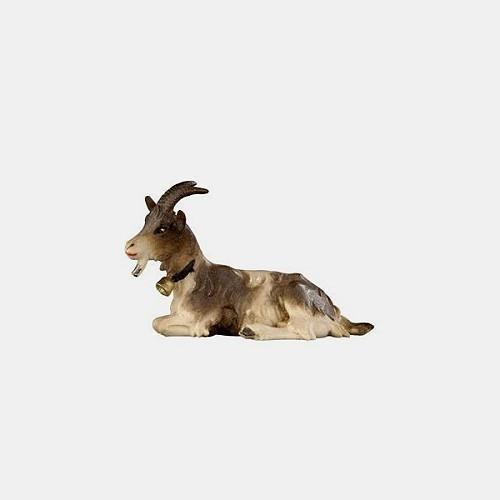 Mahlknecht 196 Krippenfigur Ziege liegend