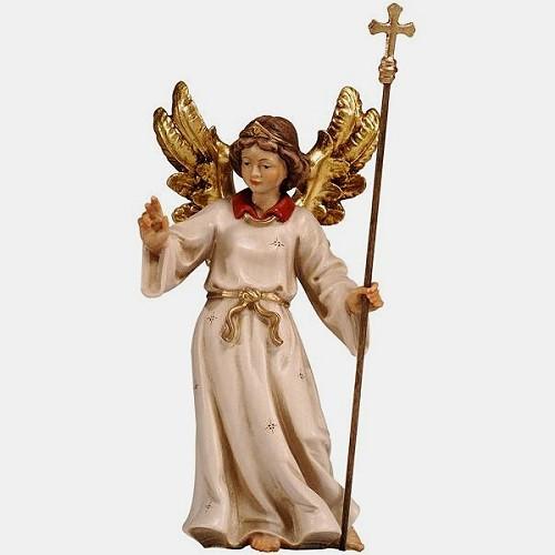 Mahlknecht 069 Krippenfigur Wegweisender Engel mit Stab