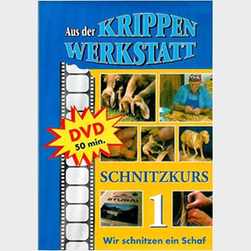 DVD Wir schnitzen ein Schaf von Peter Schrettl