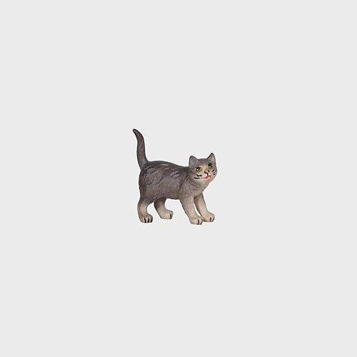 Kostner 163 Krippenfigur Katze stehend